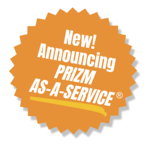 Introducing PRIZM as a Service